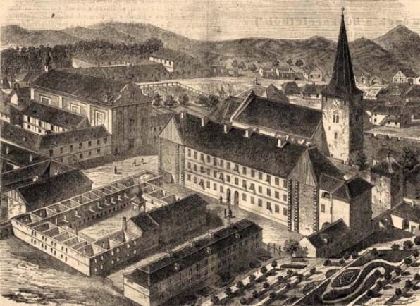 A nagyenyedi Bethlen Kollégium