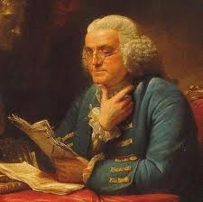 Benjamin Franklin amerikai tudós 56edef8bb8