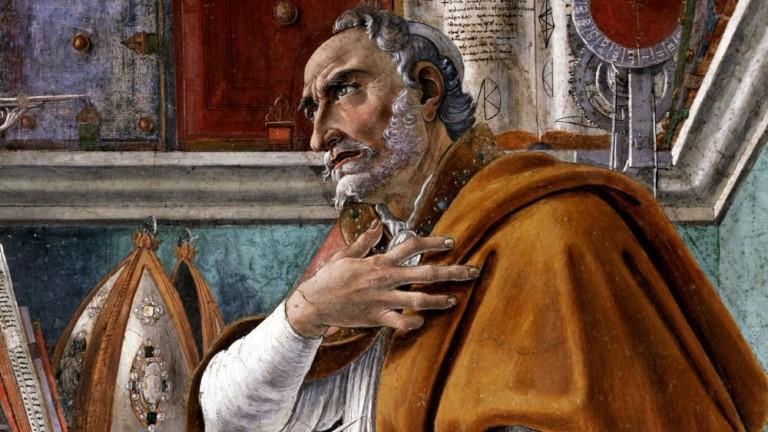Szent Ágoston, a tékozló fiú – Édesanyja imái segítették