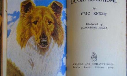 Eric Knight angol íróra és Lassie-re emlékezünk