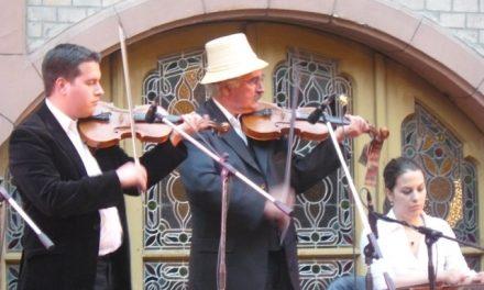 Hegedűs Zoltán zenész, a Hegedűs Együttes vezetője