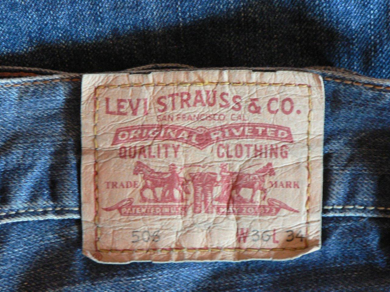 Levi's_506_label