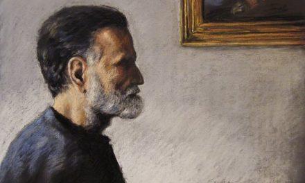 Máté Sándor budapesti festőművész