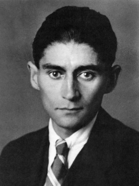 Franz Kafka Prágából írta leveleit szerelmének, levélben kérte meg a kezét is