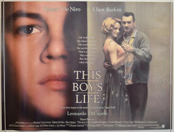 This Boys Life : Cinema Quad Poster