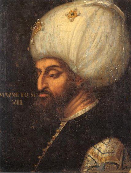 Paolo Veronese: II. Mehmed szultán