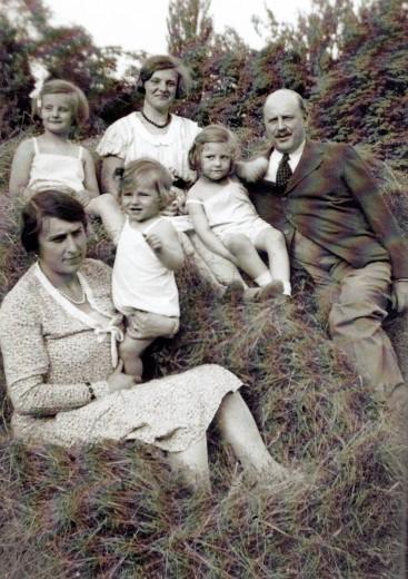 A herceg és családja