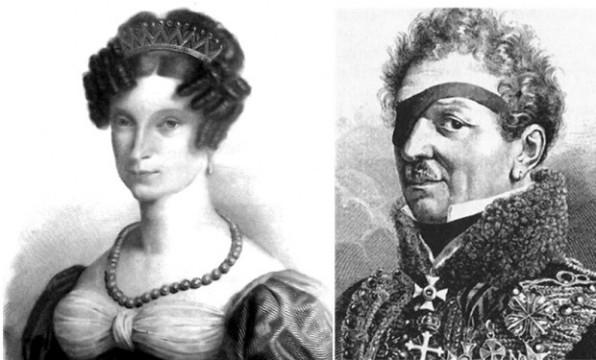Mária Lujza és Neipperg tábornok