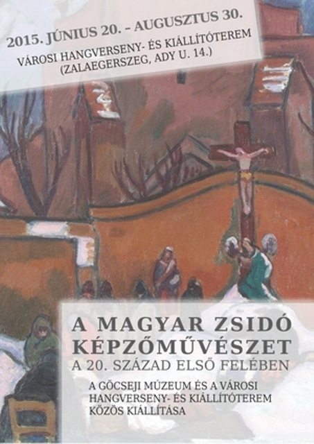 plakat magyar zsidok kepzomuveszet