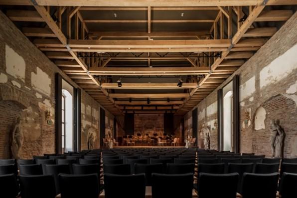 A Marionettszínház a fertődi kastélyban (Fotó: Batár Zsolt)