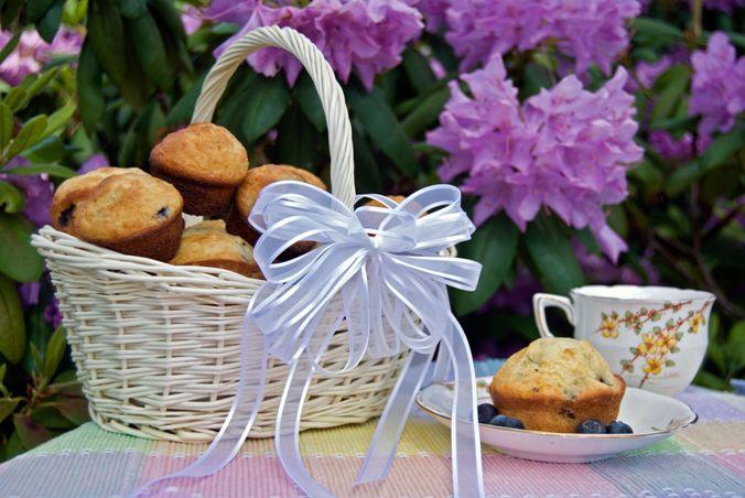 Joghurtos afonyas muffin szolomagliszttel