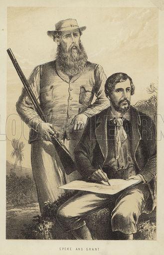 John Hanning Speke and James Augustus Grant
