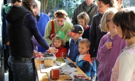 Készíts velünk ólomkatonát, tündérkét! – Családi nap az Öntödei Múzeumban