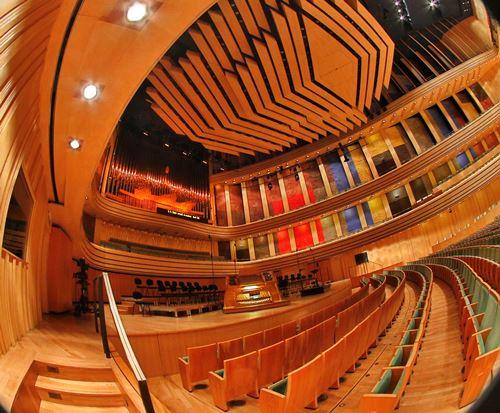 Tíz éves a kontinens legnagyobb koncerttermi orgonája