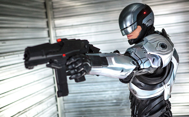RoboCop (2014) Joel Kinnaman