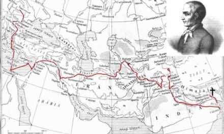 Kőrösi Csoma Sándor – Magyar utazók sorozat