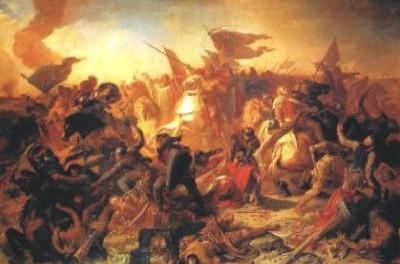 Az augsburgi csata évfordulóján