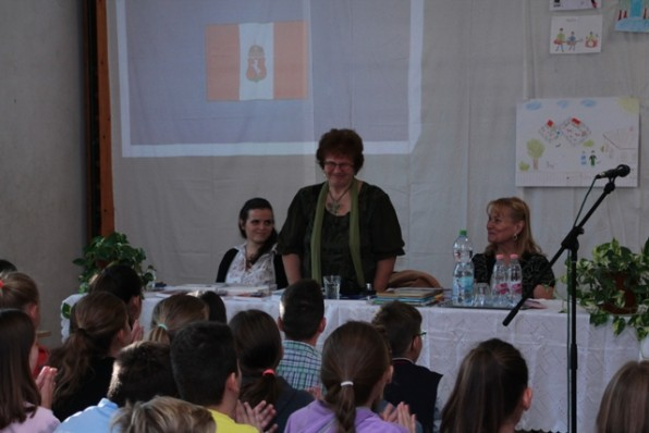 Kölyökkorom kalandjai – Kecskeméti szerző egy csepeli iskolában