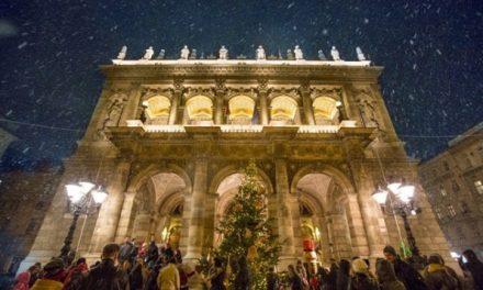 Diótörő Fesztivál – Adventi készülődés az Operaházban