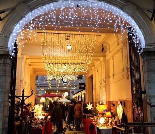 Karácsonyi élményudvar és kézműves vásár a Gozsdu Udvarban
