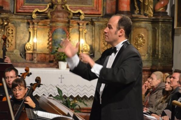 Mozart: Requiem – Beszélgetés Laczkó János karnaggyal a Halottak napi hangverseny után
