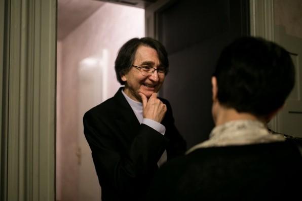 Jevgenyij Koroljov Bach-sorozata a Zeneakadémián