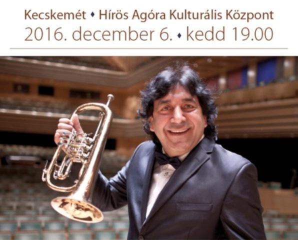 Boban Markovics Orkestar  koncertje Kecskeméten