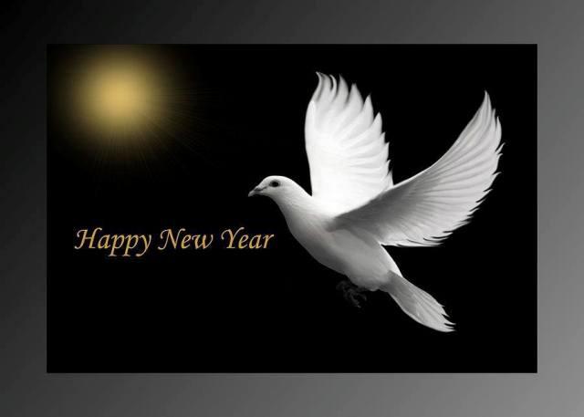 Újévi gondolatok, kívánságok – Verscsokor