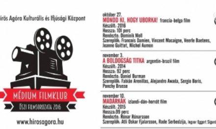 Őszi Filmklub – Halál Szarajevóban