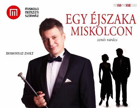 Egy éjszaka Miskolcon – Zenés varázs a Miskolci Nemzeti Színház művészeivel