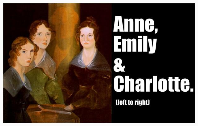 A Brontë nővérek regényes története