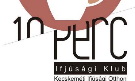 Köz-tér / 10 perc Ifjúsági Klub – Február