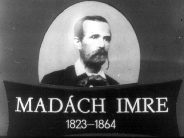 Madách Imre születésnapjára emlékezünk