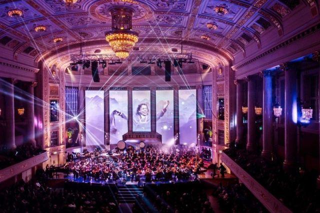 Hollywood Magyarországon: A legnagyobb filmzenék – A legjobb előadásban