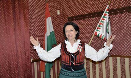 Meister Éva színművésznő minden magyarhoz szól