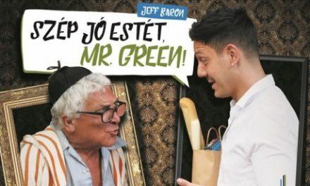 Szép jó estét, Mr. Green! – A Veres1 Színház előadása
