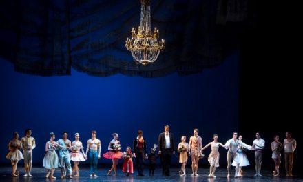Nagy Iván Balettgála – Ünnepség és tiszteletadás