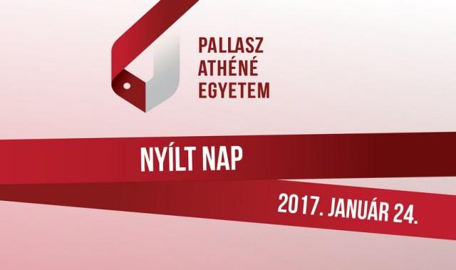 Nyílt nap a Pallasz Athéné Egyetemen