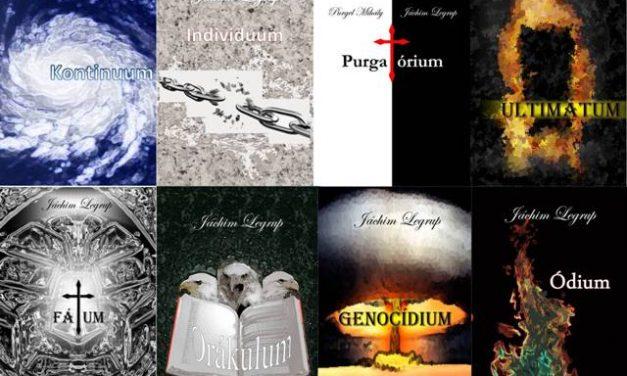 Dr. Purgel Mihály kvantumkémikus verset és regényt ír