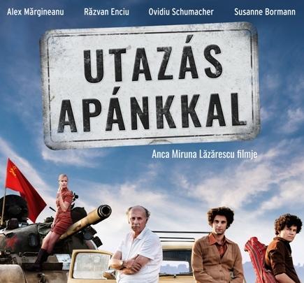Utazás apánkkal – a hidegháborús road movie január 19-től látható a mozikban