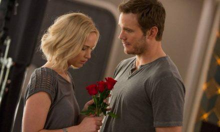 Az Utazók című film egy szerelmi történet sci-fi módra