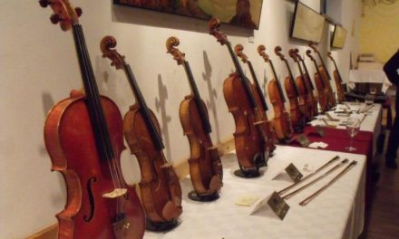 6. Wine and Violin Hegedűkészítők Szalonja a Fonóban