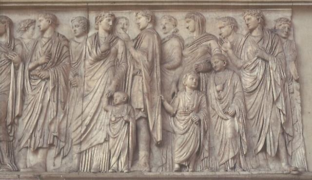 Augustus – Az uralkodó és a magánember portréja