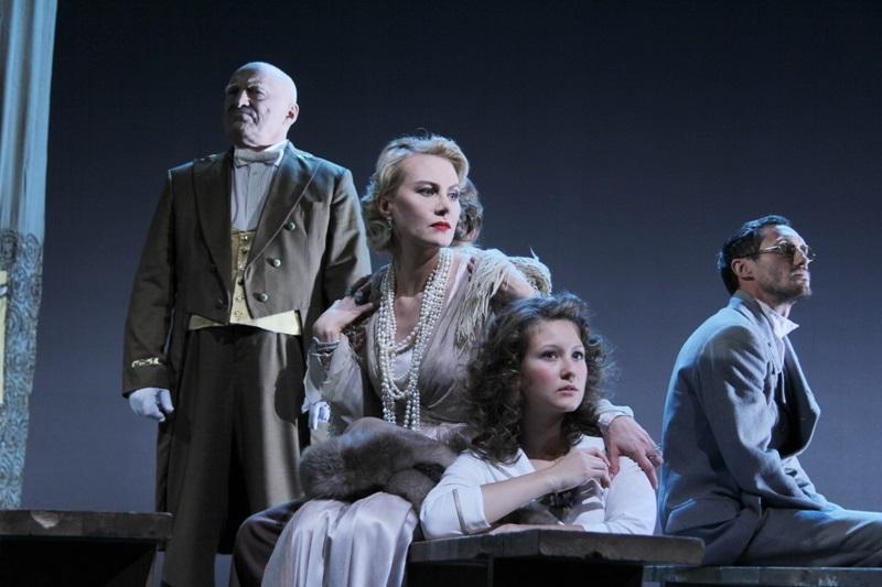 Orosz színházi klasszikusok az Urániában