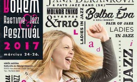 Bohém Ragtime & Jazz Fesztivál 2017 – Ladies in Jazz