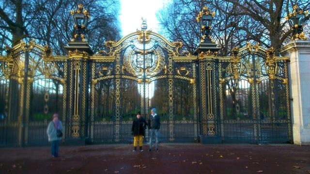 Bristolban és Londonban szerzett élményeimből