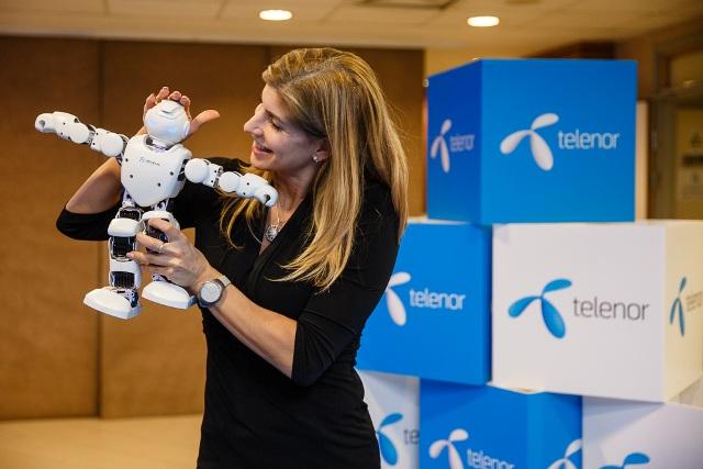 Robot tornáztatta meg Béres Alexandrát