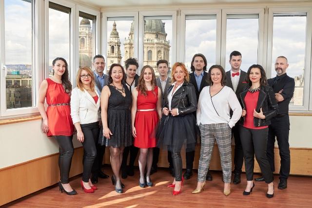 Négy éves a Budapest Voices  a cappella együttes