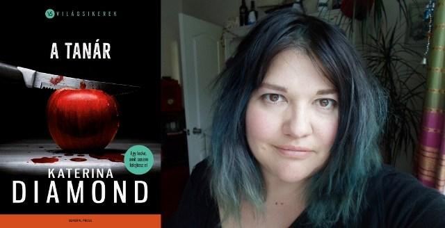 Katerina Diamond: A tanár – Könyvajánló