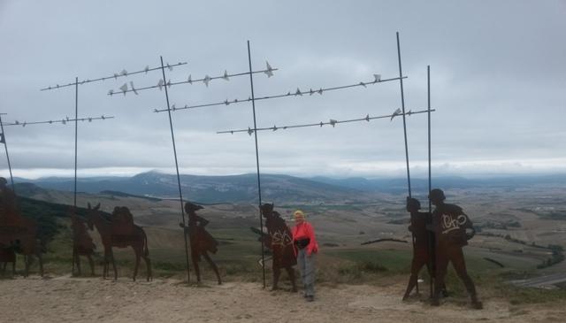 Volt egyszer egy El Camino – 7. rész – Az első zarándokmise